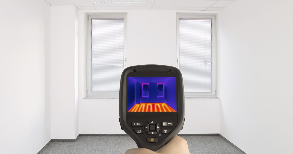 Call INSPEKT to schedule your thermal infrared scan in central Indiana
