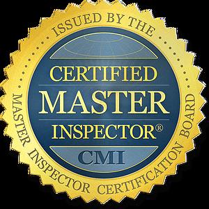 Blake Spann: Certified Master Inspector